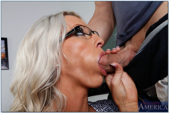 Emma Starr Sucking A Dick